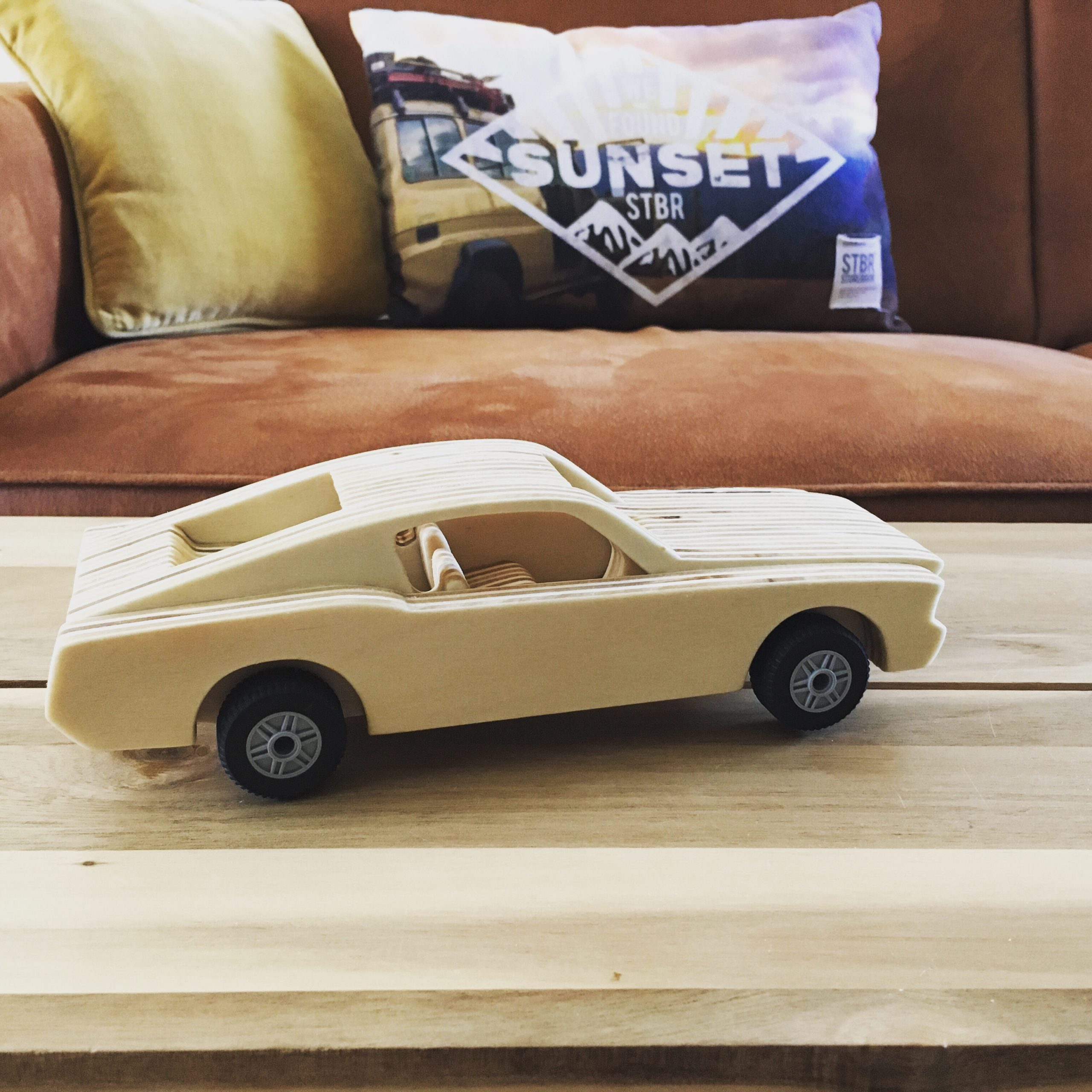 How to build a '68 Ford Mustang Bullitt GT390 wooden toy car Blog